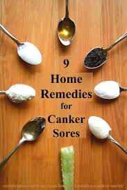 9 home remes for canker sores tips