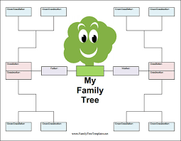 Family Tree Template Free Download Family Tree Template Free Template Business