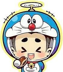 Download Doraemon Sticker - Anime Cute Chibi Doraemon PNG Image with No  Background - PNGkey.com