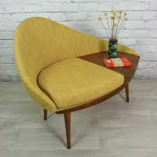mid century modern couches. Vintage 1960s Telephone Seat, If It\u0027s Comfy Then It Would Be Great To Sit In While Nursing Mid Century Modern Couches