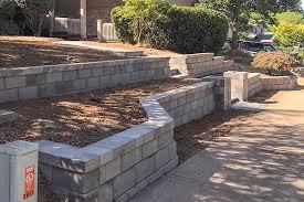 murata standard slope retaining wall