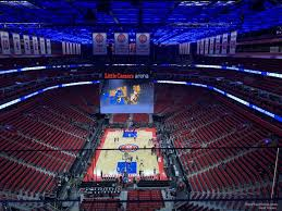Detroit Little Caesars Arena Seating Chart Detroit Pistons Seating Guide Little Caesars Arena