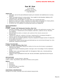 Objective On Resume Travel Agent Resume Sample Consultant Example Marketing For 87