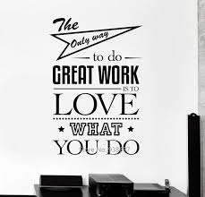 diy inspirational quotes wall decals office wall decor art motivation wall stickers murals removable decal new on diy inspirational quote wall art with diy inspirational quotes wall decals office wall decor art