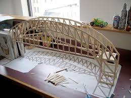 Popsicle Stick Bridge Designs How To Build A Bridge Out Of Popsicle Sticks Craft Stick