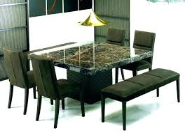 granite table and chairs with top black dining round silver marble kitchen granite dining table