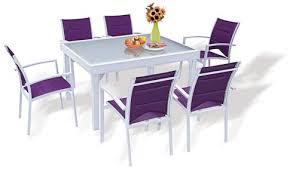 Ensemble table et chaise exterieur pas cher | Fourlon
