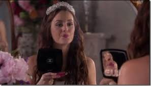 will you believe me if i say that blair waldorf is wearing this lip gloss on her wedding day yes you read it right i ll show you some photos i found