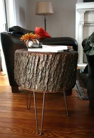 tree stump table diy awesome apart how to stump table in wood stump end table ordinary diy tree stump dining table