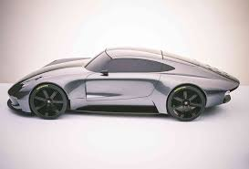 2015 Porsche 901 Concept Pays Tribute to 911