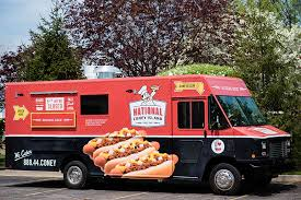the coney food truck