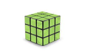 online cube 3d rubiks cube mockup template mediamodifier free online mockup