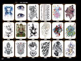 Vodotěsný Velký Vlk Tetování Pro Muže Lví Tygr Design Rameno Noha
