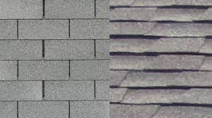 dimensional shingles. Unique Dimensional 3Tab Shingle Roofs Vs Dimensional Shingles To A