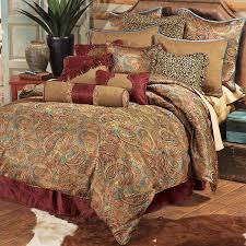 bedding sets western bedding cowboy bed sets at lone star western decor within paisley bedding