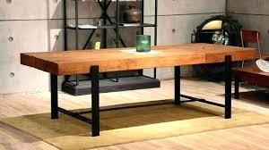 industrial rectangular chandelier metal and wood rectangular chandelier ng modern rustic dining room industrial with