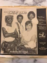The Sweat Band - Fellows Be Kind (1986, Vinyl)   Discogs