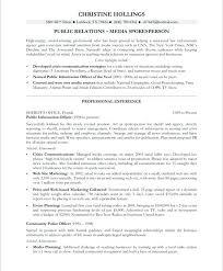 Public Relation Director Resume Employee Relation Manager Resume Vendor Relationship Resume Ideas