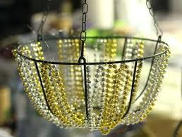 hanging basket chandelier farmhouse living en wire hanging basket chandelier