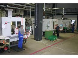 Drei CNC-5-Achsen-Hochleistungsbearbeitungszentren des Typs C30U bei der Uwe Weller Feinwerktechnik GmbH - 792x594