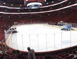 Montreal Canadiens Bell Center Seating Chart Bell Centre Section 109 Seat Views Seatgeek