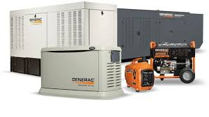 Generators at Generac Generac Power Systems Office Photo