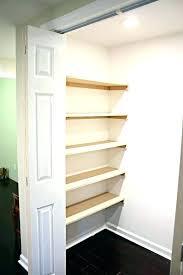 how to build closet shelves build closet storage system