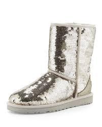 Classic Short Sparkles Boot