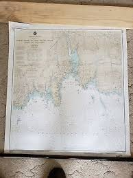 Noaa Nautical Chart 13214 Fishers Island Sound 26 95