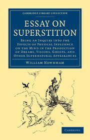 essay on superstition by william newnham essay on superstition