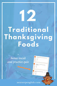 Numbers 5, 9, and 12 are my favorites! Traditional Thanksgiving Food List 12 Popular Thanksgiving Dishes