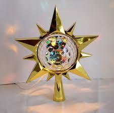 Celestial Lights Christmas Tree Topper Details About Vintage Bradford Celestial Star Christmas Tree