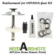 replacement for 41c4220a gear sprocket assembly kit garage door opener