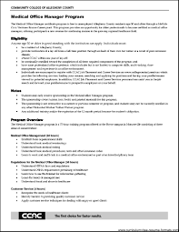Office Assistant Resume Medical Billing Manager Samples S Sevte