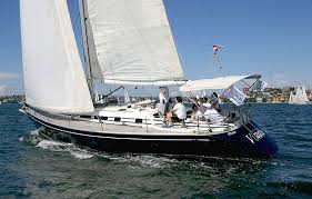 Sailboat Comparison Chart Perry Design Review Swan 40 Boats Com