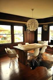 cowhide dining room chairs cowhide dining room chairs chair with chunky wooden table crafts crown molding