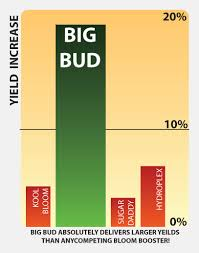 Bud Candy Feeding Chart Big Bud Bloom Booster Advanced Nutrients