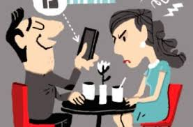 Image result for PHUBBING