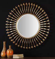mirrors interesting uttermost round oval mirror full length wall mirror large rectangle round gold