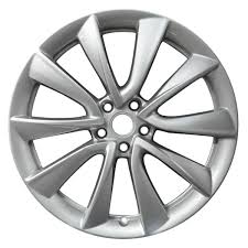 The company's stock has remained relatively stagnant over the past week. Tesla Model Y 2020 20 Oem Wheel Rim