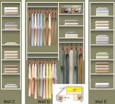 Closet Design Plans Closet Design Plans Nongzico