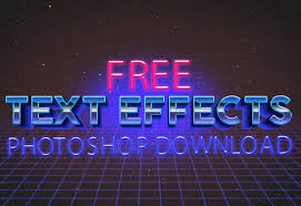 photoshop effects free 35 latest free photoshop text effects design slots