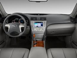 Image: 2010 Toyota Camry 4-door Sedan V6 Auto XLE (Natl) Dashboard ...
