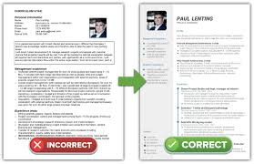 Cv Format It Professional What Is The Best Cv Format How To Write A Cv Cv Template