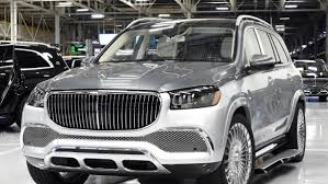 See design, performance and technology features, as well as my mercedes me id. Mercedes Production Of Maybach Suv Begins In Alabama