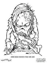 Haloween Coloring Pages Zupa Miljevcicom