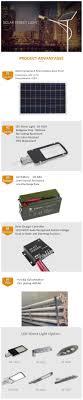 Delight Solar Light Price Delight 4m Single Arm Solar Led Outdoor Light China Manufacturer