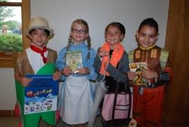 first grade had a very busy week they dressed up as story book characters from their favorite books on tuesday more photos on facebook