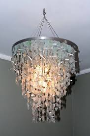 recycled lighting fixtures. Recycled Ceiling Lighting Fixtures │Glass Chandelier