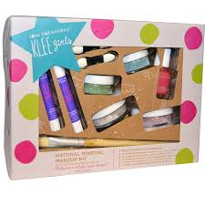 luna star naturals klee s natural mineral makeup kit far and wide